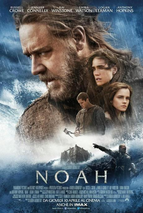 We love movies: Noah