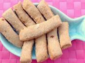Biscotti alla banana colazione bambini