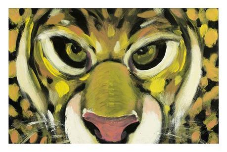 Daniele Nannini - Leopardo illustrazione