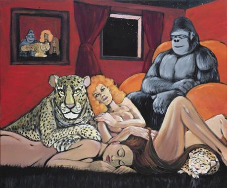 Daniele Nannini - gruppo di famiglia n°2 illustrazione