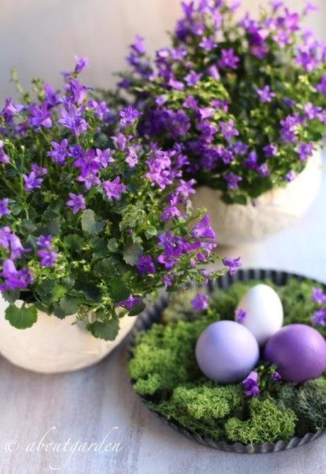 Decorazioni floreali di primavera paperblog - Decorazioni primavera ...