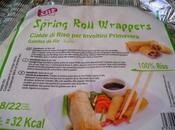 Involtini primavera vegetariani