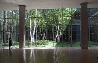 The New York Times Building Lobby Garden