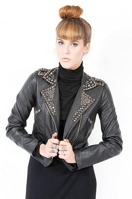 Burberry Prorsum MEGA Studded Leather Jacket....Can you handle !?