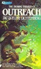 book cover of   Outreach    (Dushau, book 3)  by  Jacqueline Lichtenberg