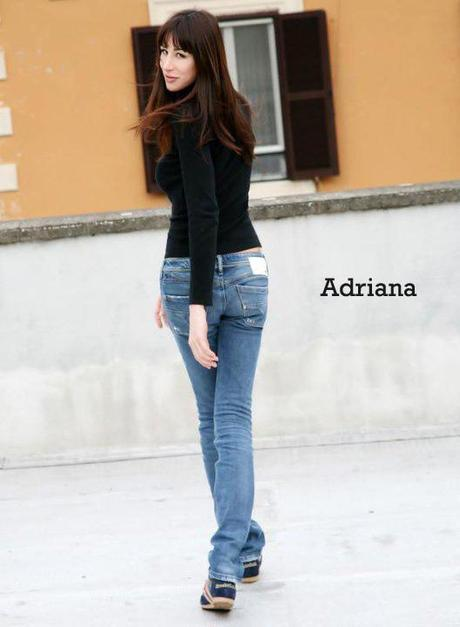 Adriana Italia's Next Top Model
