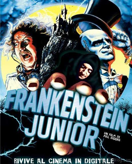 frankenstein junior digitale 2k