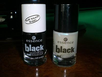 Black & White Essence... acquistini di Malu!