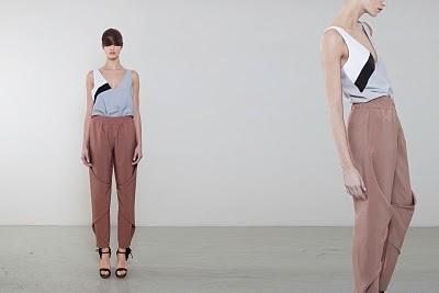PIECES... COVHERlab by Marco Grisolia Spring Summer 2011