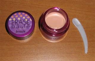 review Erase Paste by benefit- collaborazione con MyMakeUp.it ;)