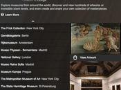 "Google lancia Project, ""street view"" musei mondo"