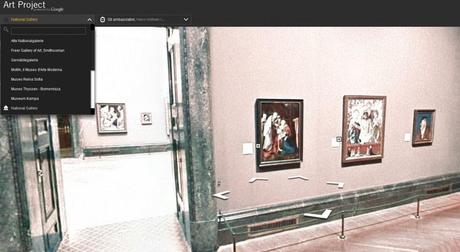 Google Art Project 1024x563 Google Art Project: i musei del mondo a portata di mouse