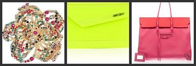 SS '11 Trends// Fluo vs. Light-Stripes vs. Lace