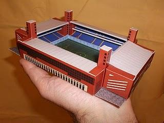 Make your football stadium