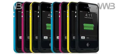 Mophie Juice battery pack plus per iPhone 4, batterie illimitate o quasi