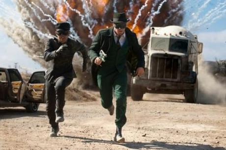 The green hornet …che fu Bruce Lee