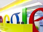 nuovi uffici Google Buckingham Palace