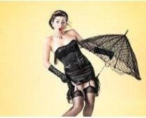 A NIGHT OF BURLESQUE al Circolo Degli Artisti