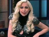 Lady Gaga Tonight Show febbraio