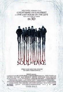 Recensione My soul to take (USA 2010)