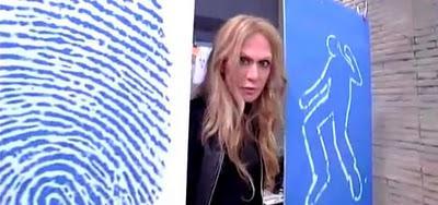 Roberta bruzzone a quelli che il calcio arrivato il suo - Criminologa porta a porta ...