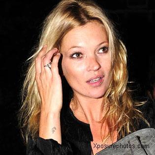 Tattoo randoms paperblog for Kate moss tattoo