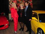 "Cars Carpet: all'Os Club ""matrimonio"" Ferrari Colosseo Woman Bride"