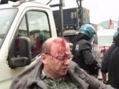 Torino, maggio scontri manganellate manifestanti