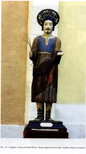 Sant'Efis sballiau