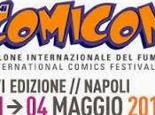 Napoli comicon 2014: fotoreportage essenziale giorno