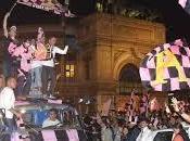 Palermo torna serie corsa