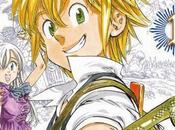 "Cavaliere Ricerca: ""The Seven Deadly Sins"" Recensione"