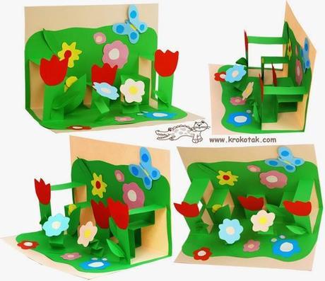Molto Festa della mamma - Idee per Lavoretti - Paperblog HU36