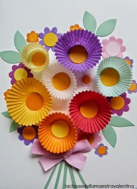Assez Festa della mamma - Idee per Lavoretti - Paperblog SK14