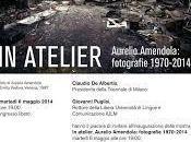 MILANO: Aurelio Amendola: Atelier Fotografie 1970 2014 Triennale Milano