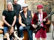 AC/DC Stevie Young fotografato Angus Vancouver