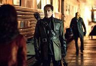 """""""Arrow primo sguardo ritorno Malcolm Merlyn FINALE"""