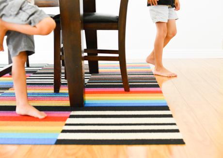 Consigli per scegliere il tappeto della sala da pranzo ...