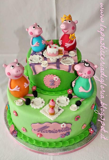 Torta Peppa Pig Paperblog