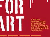 Hungry Art: Taste Milano Street fame mondo diritto cibo tutti