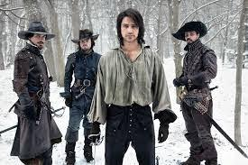 Speciale Serie Tv - The Musketeers (BBC)