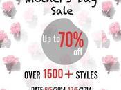 Romwe Mother's Sale