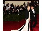 Sean Penn Charlize Theron mano Gala (foto)