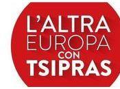 """nuovo appuntamento """"L'altra Europa Tsopras"""""""