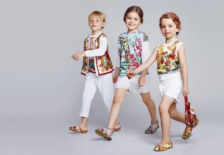 Dolce Gabbana Junior ci fa sognare un po .. - Paperblog 85d3df5c1c7