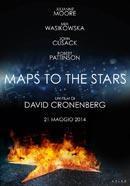 Maps to the Stars - Locandina