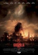 Godzilla  - Locandina
