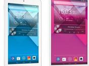 phablet Alcatel: