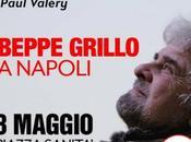 Beppe Grillo sarà piazza Napoli #VinciamoNoi Tour