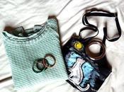 Terza proposta outfit borsa disegnata mano dalla dolce cristina fusco